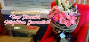 One of the Best Flower Shops and Flower Bouquets in Makati, Quezon City, Manila with Free Flower Delivery in Manila Philippines | Yourflowerpatch
